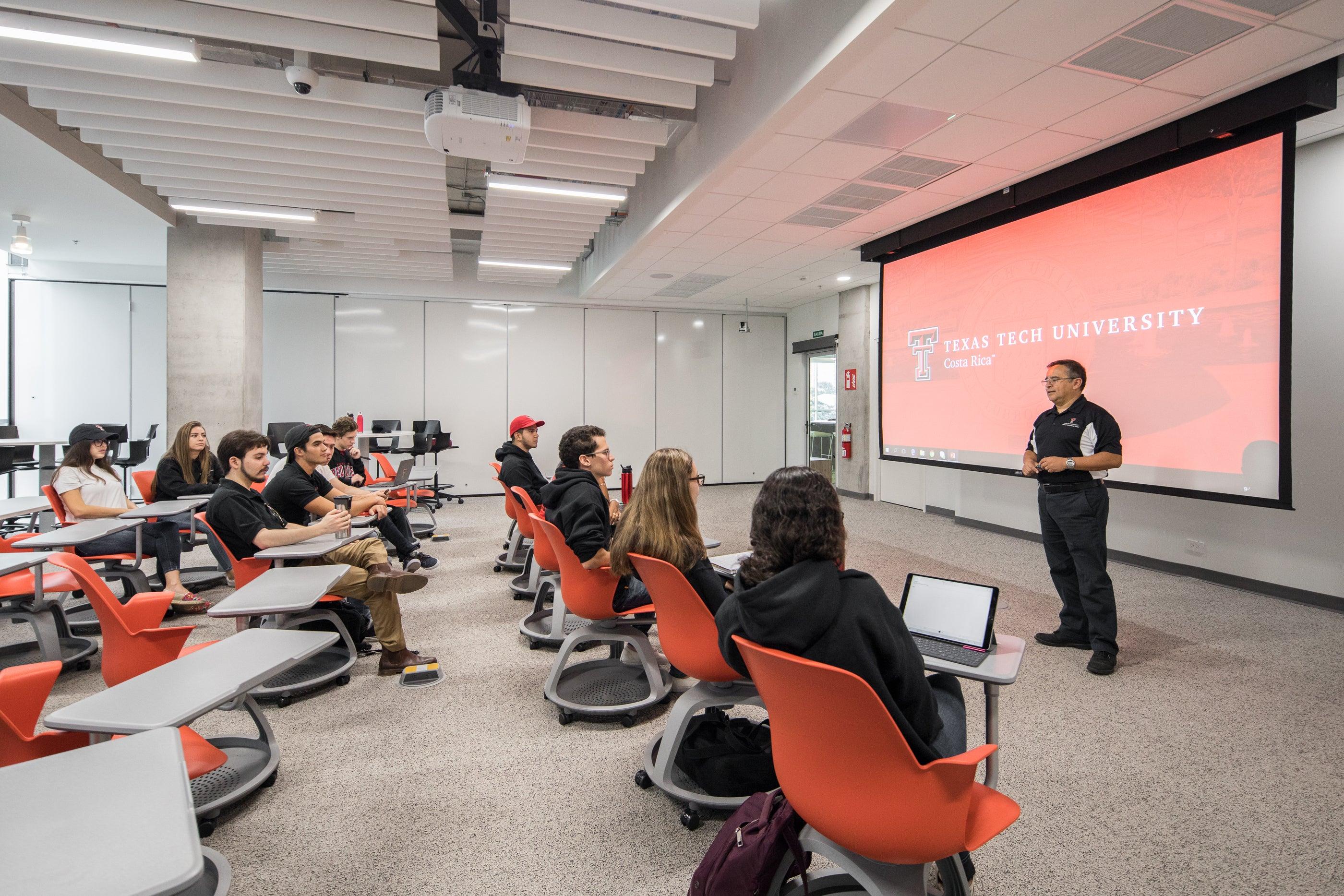 Texas Tech University Costa Rica Campus Building | IDB Invest