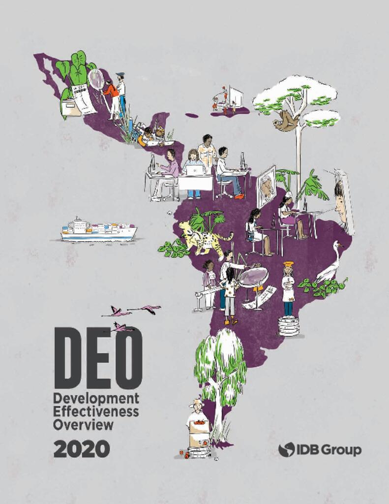 Development Effectiveness Overview (DEO) 2020