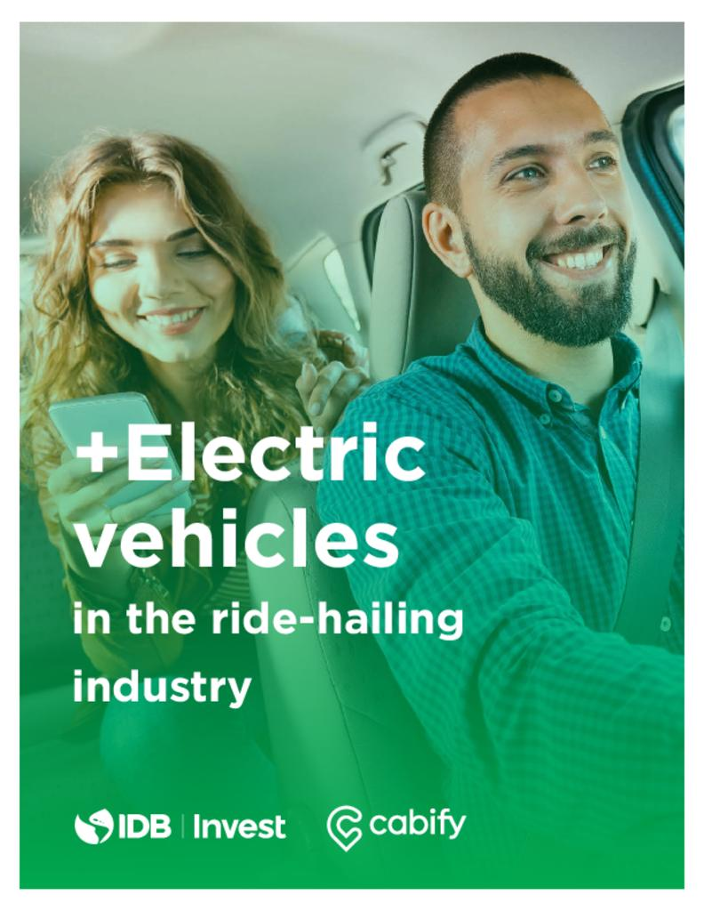 +Electric Vehicles in the Ride-Hailing Industry