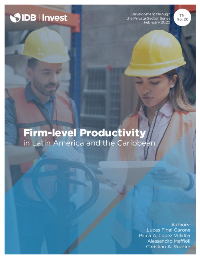 Firm-level Productivity in Latin America and the Caribbean
