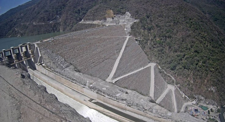 Ituango Hydroelectric Project Substation