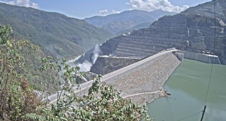 Ituango Hydroelectric Project